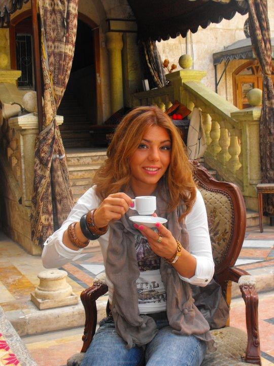 KarinaKaranyotovaGlobusat, Siria