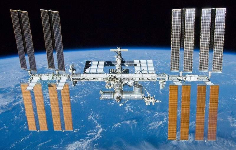 Международната космическа станция – мечта за всяко непораснало момче. ©International Space Station.