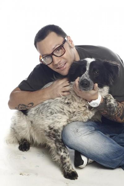 """Като лице на """"Клуб Лео и Шаро"""" – кампания за повече съпричастност към животните и за създаването на европейски приют за бездомни и изоставени кучета в Богров."""