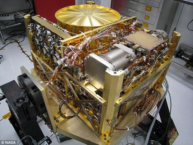 TLS - Tunable Laser Spectrometer
