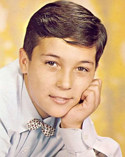 Робертино Лорети като дете-звезда.