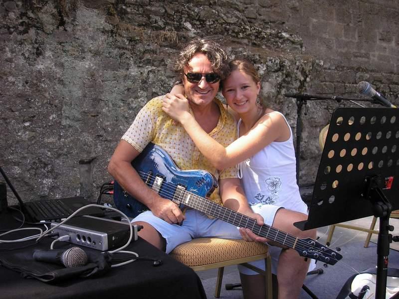 Горан Брегович обича дъщерята на Людмила Маргарет като свое дете, защото свързва нейното раждане с първата си среща с певицата.