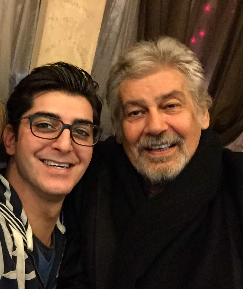 Селфи с учителя проф. Стефан Данаилов.