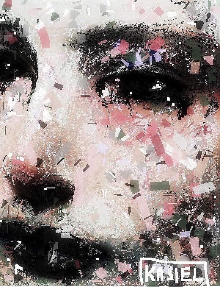 """""""Сутрин"""", картина на Касиел Ноа Ашер."""