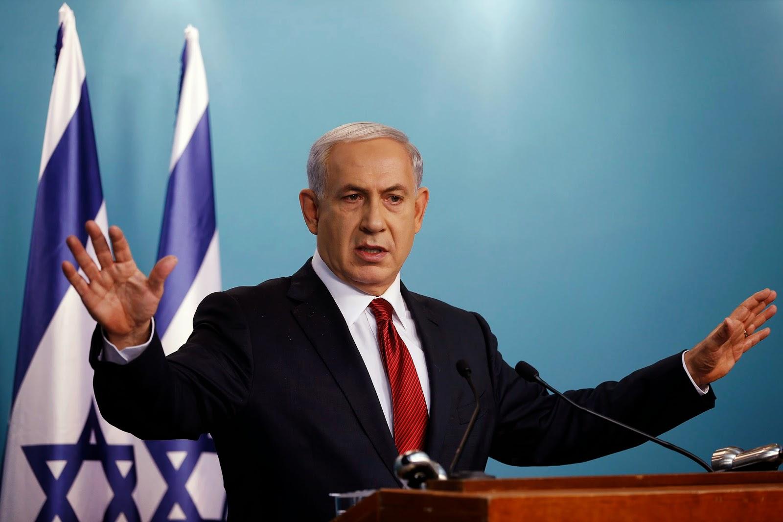 Бенямин Нетаняху.