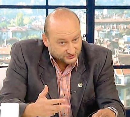 Христо Радков, председател на МЕНСА-България.