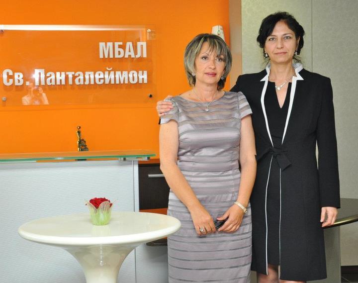 Две мъжки момичета - д-р Елиза Георгиева и инж. Мария Кръстева направиха това, което години наред плеяда мастити медици само се каниха, че ще направят...