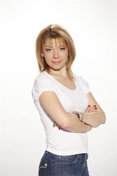 """Надя Обретенова още си спомня вълнението от първото й """"Внимание, втарите се затварят""""."""
