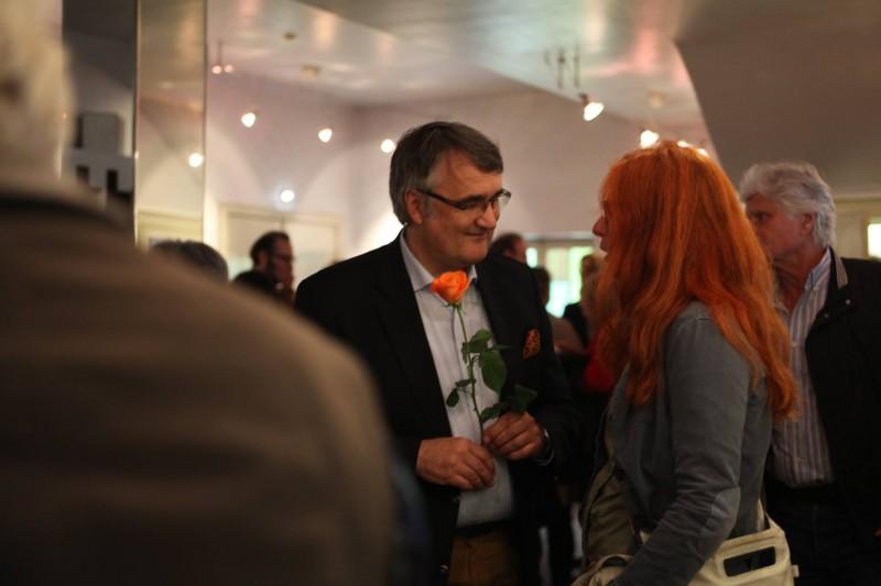 След прожекцията представителка на северногерманска фондация прояви интерес за сътрудничество с Ars & Humanitas.