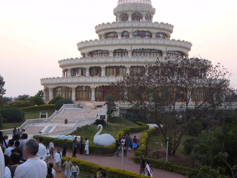 Храмът на лотоса -Бангалор.