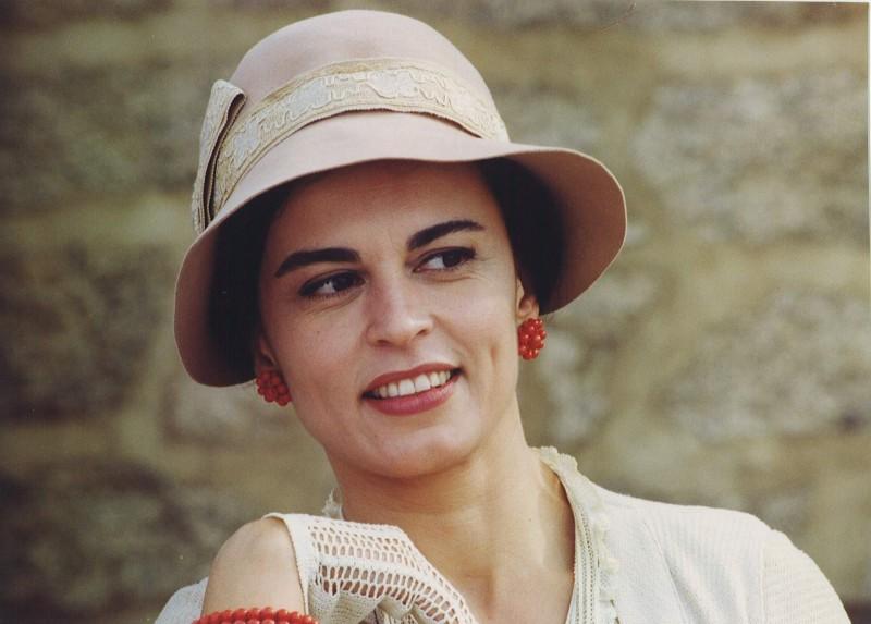 """В ролята на дона Филиана във филма """"I Dimenticati"""" (""""Забравените""""), 1998 г."""