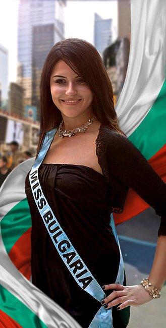 Цвета като Мис България Диаспора САЩ.