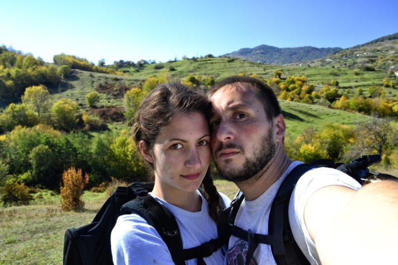 """На разходка из Родопите, на път за туристическия комплекс """"Белите брези"""" близо до Ардино, където се намира единствената в Родопите естествена брезова гора."""