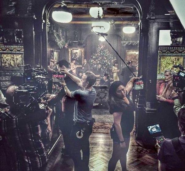 Първи кадри от филма.