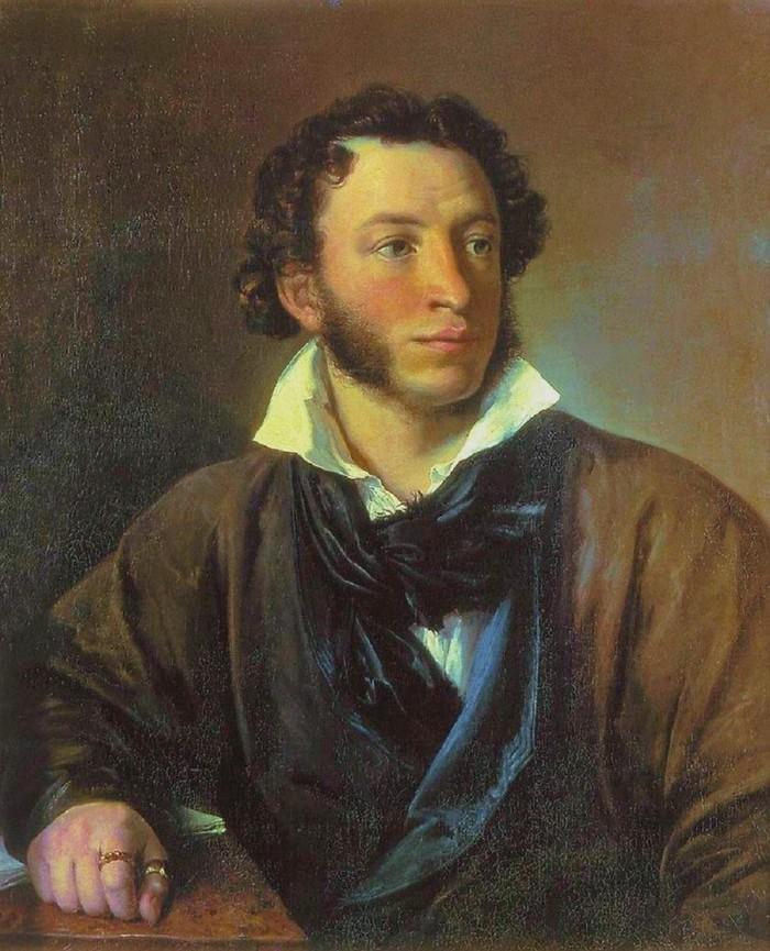 Александър Сергеевич Пушкин.
