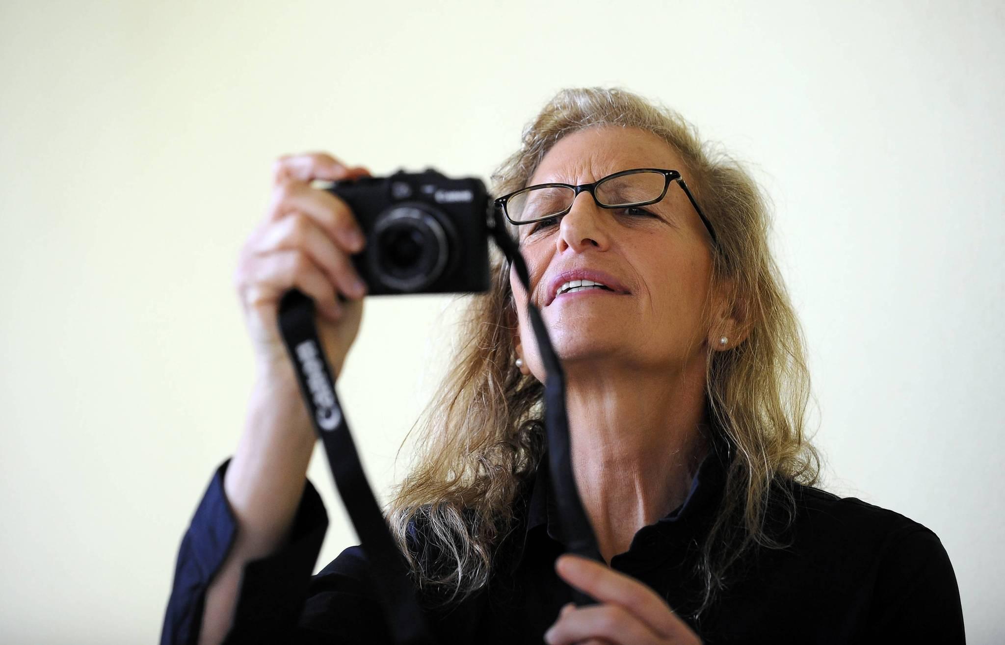Ани Лейбовиц.