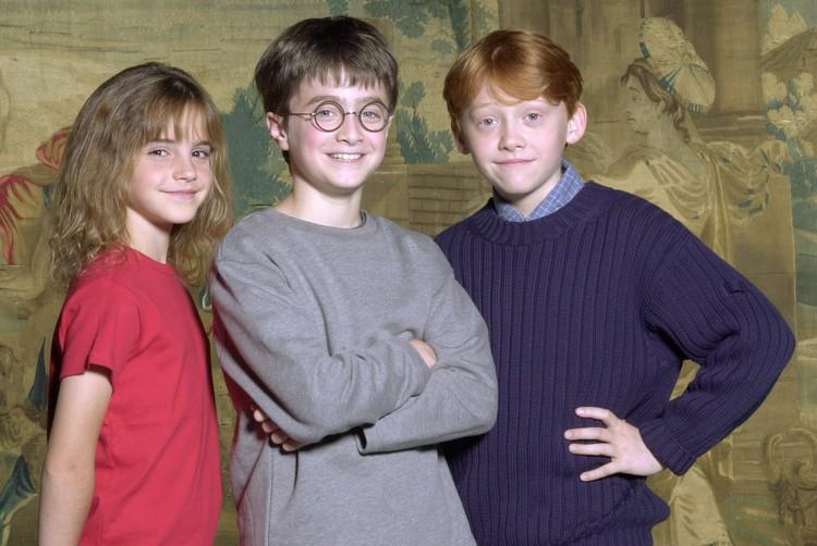 Днес повечето деца от филмовата поредица за Хари Потър са актьори и се занимават с благотворителност. Снимки: Instagram.