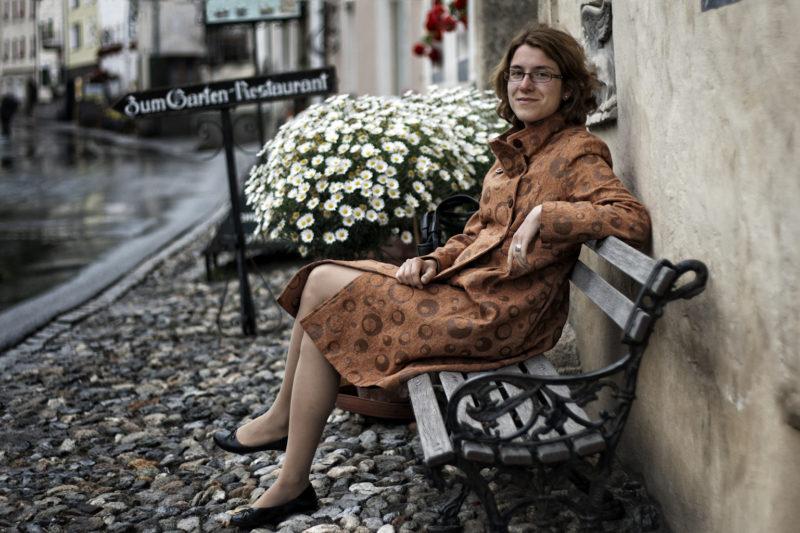 """""""Обожавам Берлин и понякога ми липсва, но съм тук заради каузата чрез образование и култура да променим заедно средата"""", казва Розалина."""
