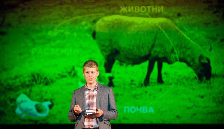 Можем да сме уникални с това, че произвеждаме биопродукти, каза Любомир Ноков.