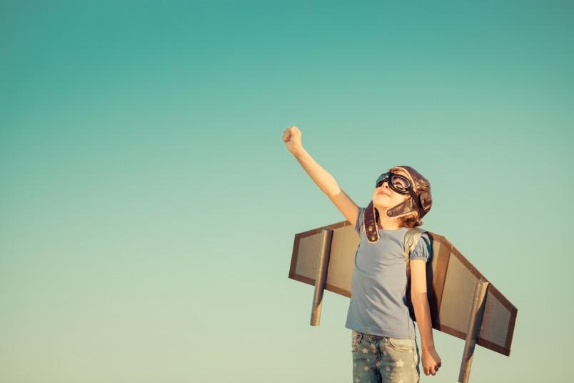 Бъди вдъхновяващ, предизвикай хората да полетят заедно с теб.