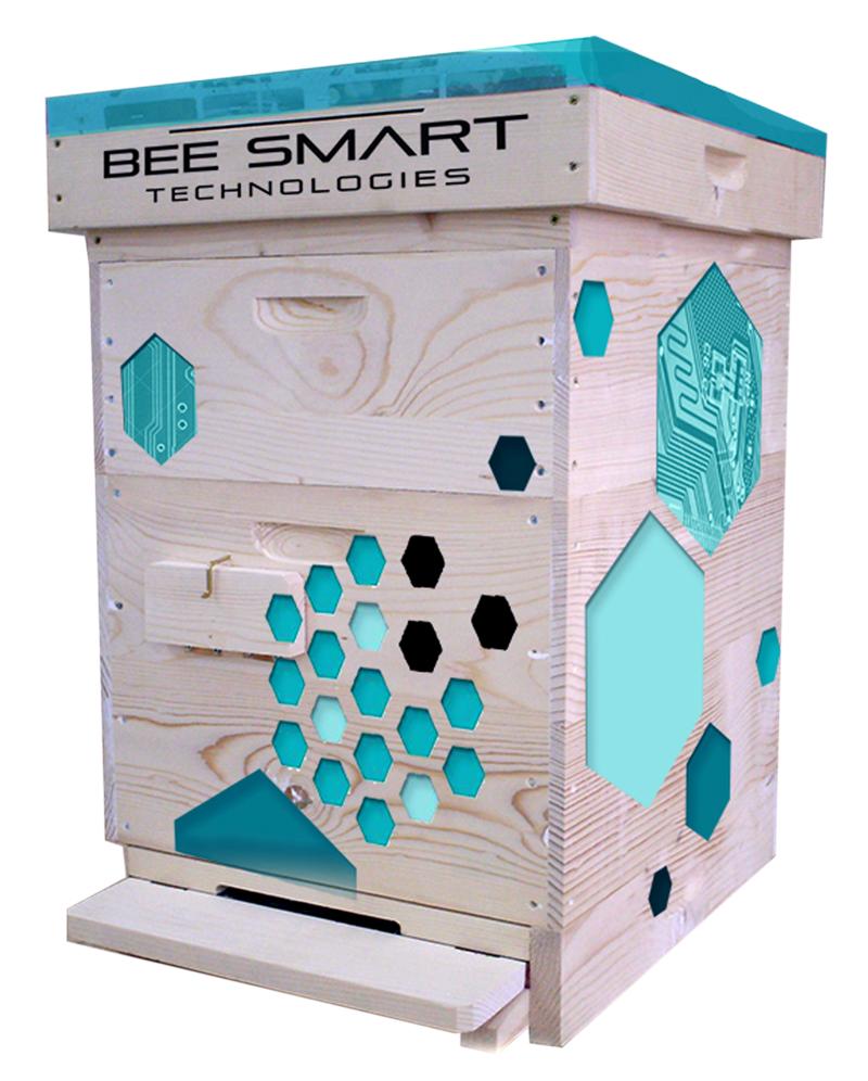 За интелигентния кошер на Bee Smart Technologies вече има заявки от водещи пчелари в света.