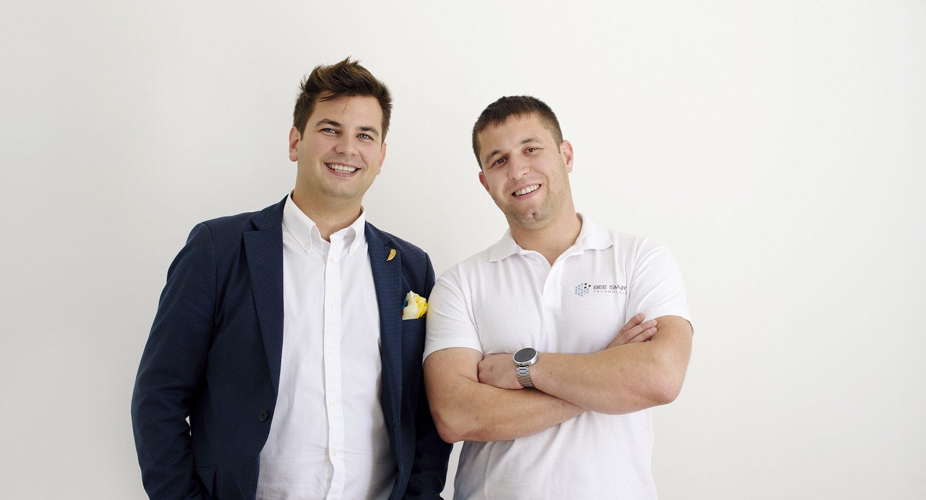 Основателите на Bee Smart Technologies Иван Кънев и Сергей Петров са решени да се борят докрай за каузата си в състезанието The Venture и разчитат на подкрепата на всички българи у нас и по света.