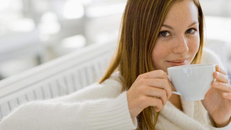 Кафето сутрин е по-добро от антидепресант.