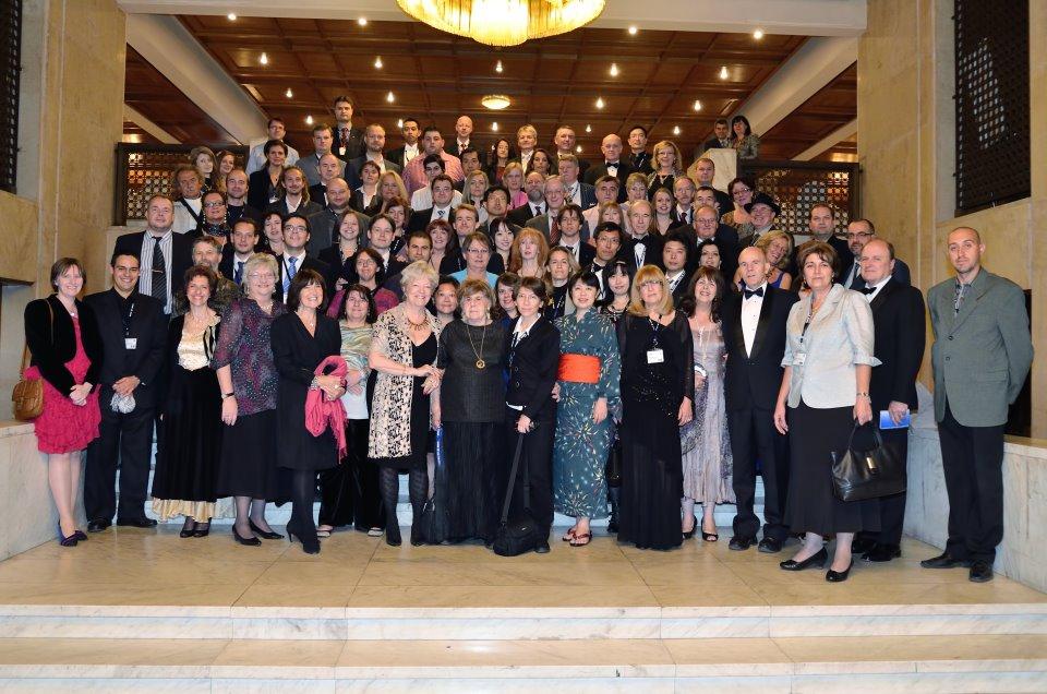 """През 2011 г. София събра изключителен мозъчен тръст - председателите на """"Менса"""" от различни страни на традиционната годишна среща на Международния борд на директорите на """"Менса""""."""