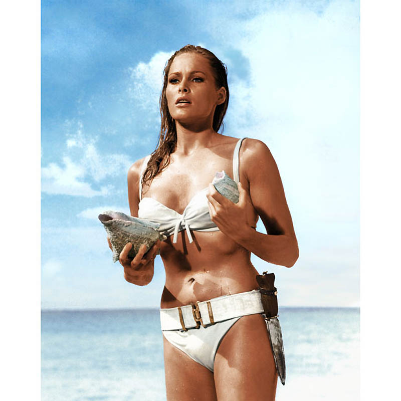 URSULA ANDRESS JAMES BOND: DR. NO 01/05/1962 CTD8205