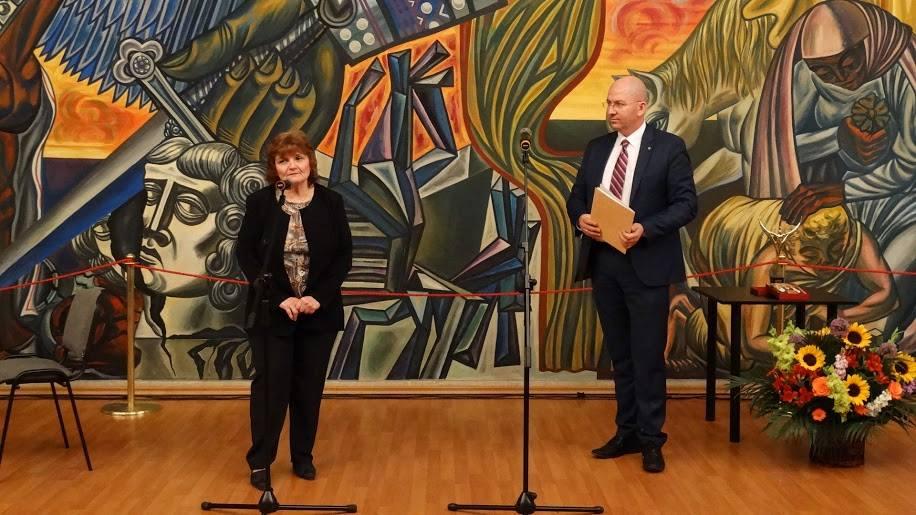Ружка Николова бе избрана за Българка на годината от Агенцията за българите в чужбина.
