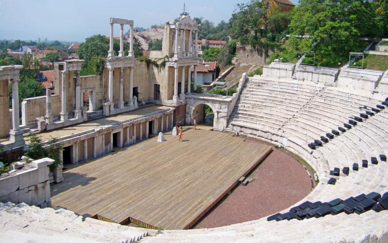 Античен-театър-Пловдив