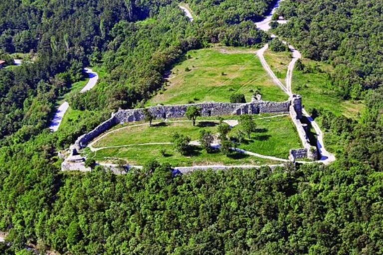Крепостта-Мезек