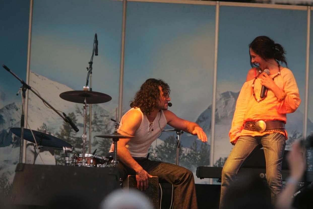 С Мариона Попова, 2006 г.