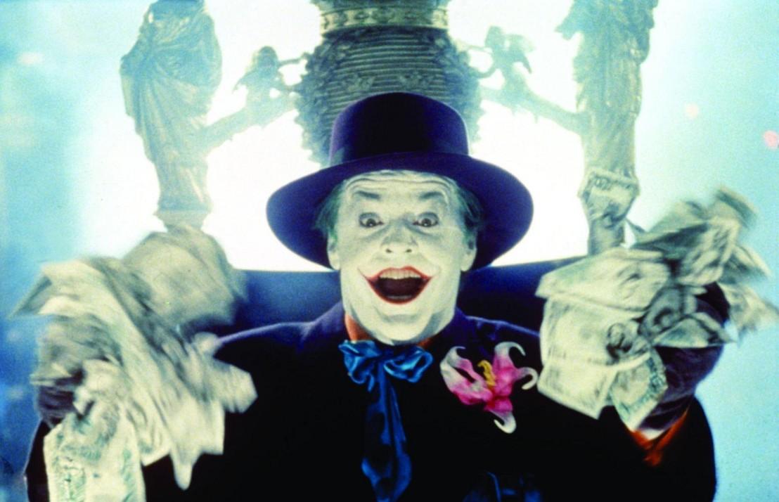 Жокерът от Батман - един от най-популярните му образи.