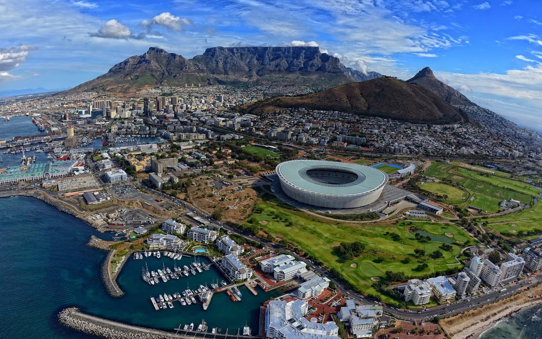 Кейптаун.